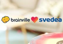 Brainville startar samarbete med Svedea