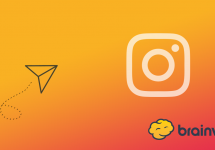 Send us a message on Instagram
